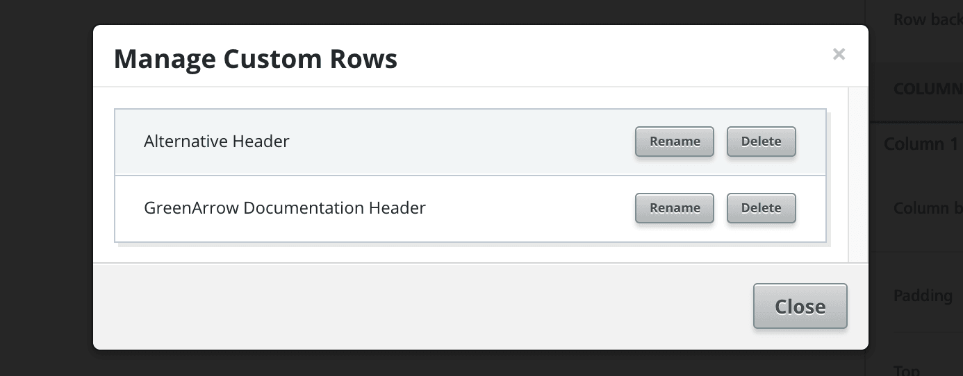 manage-custom-rows-interface